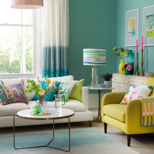 Top 5 Living Room Colors